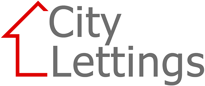 City Lettings UK logo: click for home page