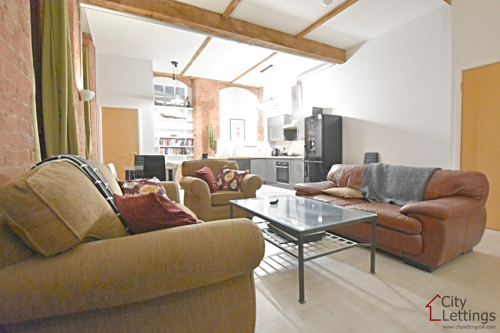 Extremely popular 2 bed apartment