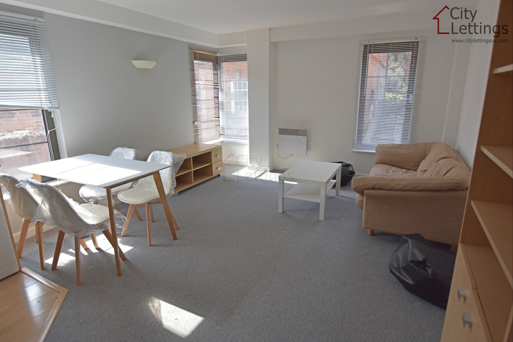 Modern 2 double bedroom apartment