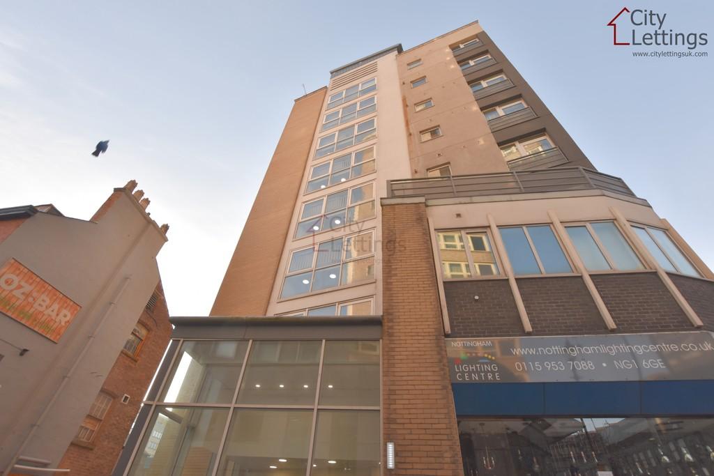 Large luxury Penthouse apartment