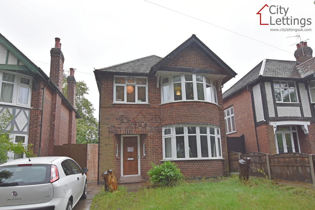 Newly refurbished detached house